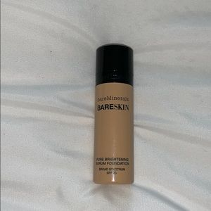 BareMinerala BARESKIN foundation